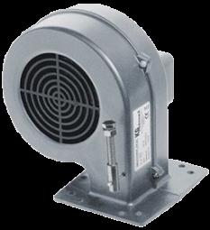 Комплект автоматики Polster C-11 и вентилятор DP-02 - 2