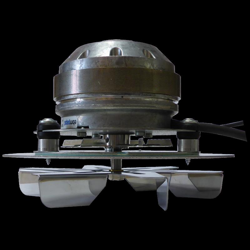 Вентилятор R2E 150 AN 91 вытяжной - 2