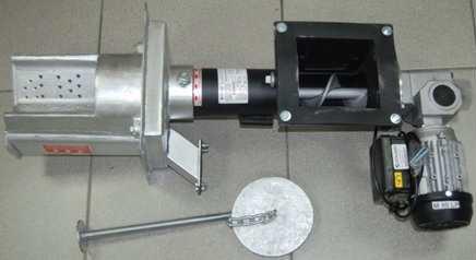 Механизм подачи топлива EKOPAL 12-25 кВт самоочистной - 2
