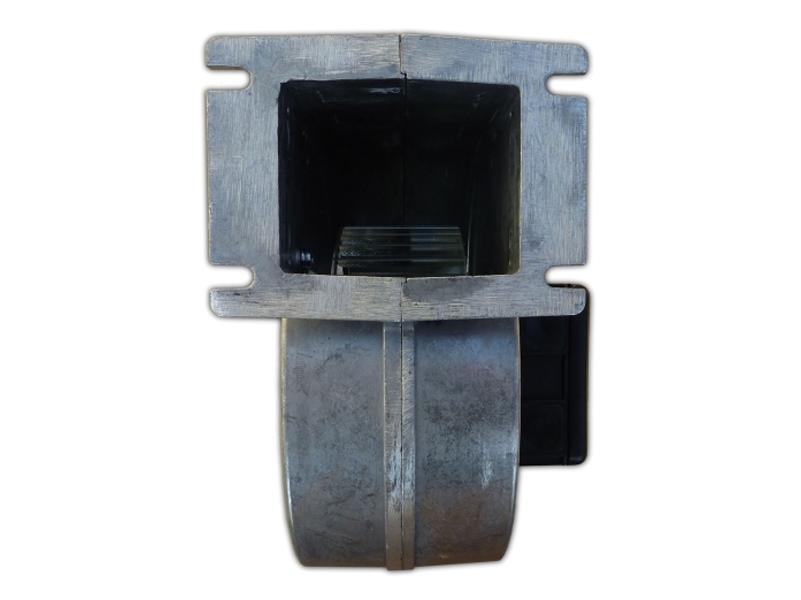 Вентилятор M+M WPA 160K алюминиевый - 2