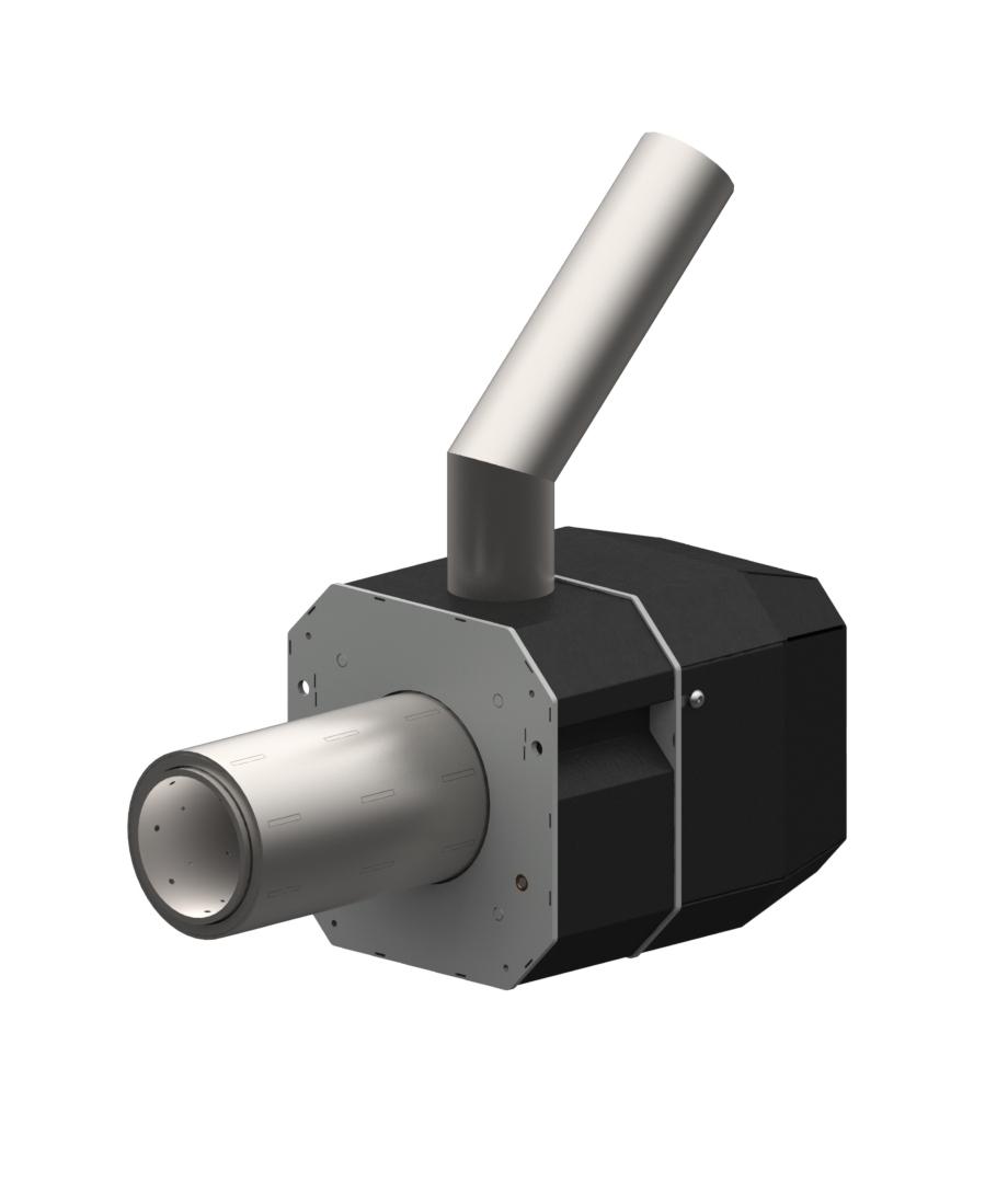 Пеллетная горелка Kipi 26 кВт - 1