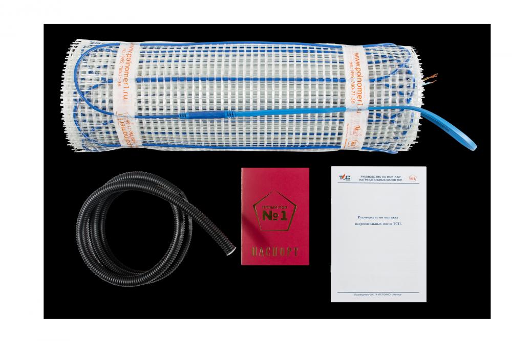 Нагревательный мат ТСП-1800-12 м2 - 1