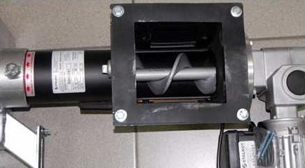 Механизм подачи топлива EKOPAL 12-25 кВт самоочистной - 3