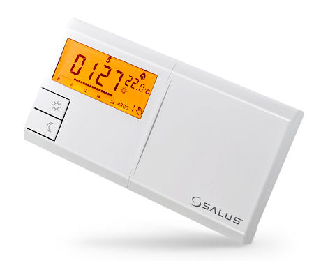 SALUS 091FL терморегулятор недельный - 1