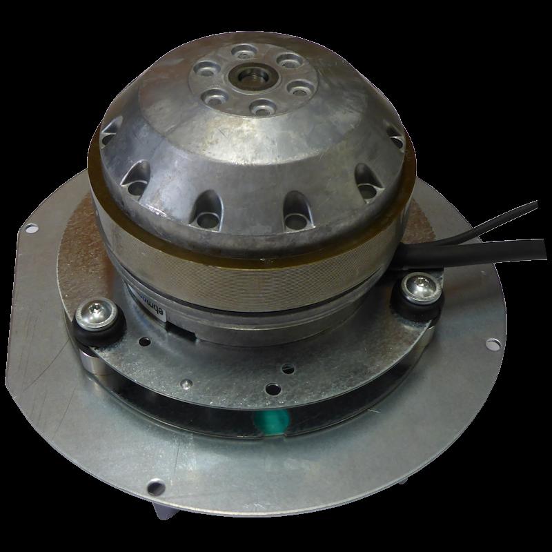 Вентилятор R2E 150 AN 91 вытяжной - 3