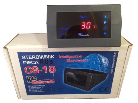 Командоконтроллер KG Elektronik CS-19 - 1