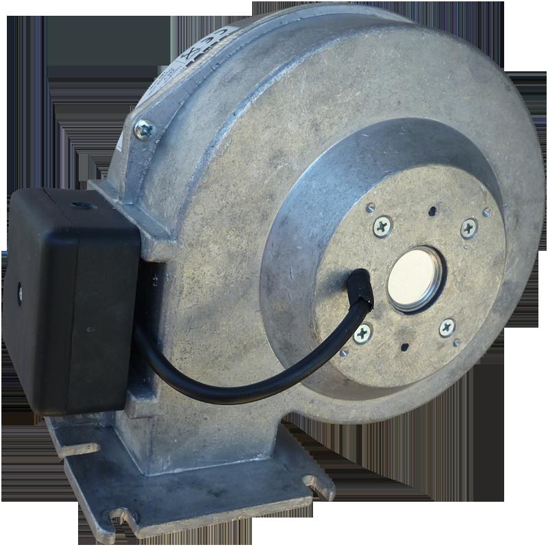 Вeнтилятор М+М WPA 120 с диафрагмой - 2