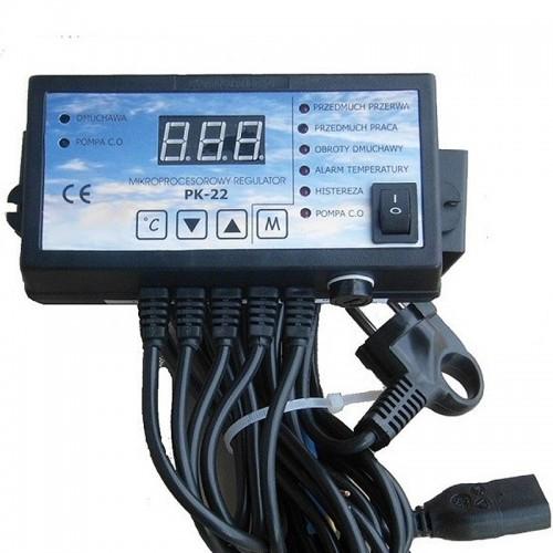 Комплект автоматики Nowosolar PK-22 + NWS-75 - 2