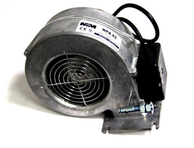 Комплект автоматики Atos и вентилятора WPA X2 - 1