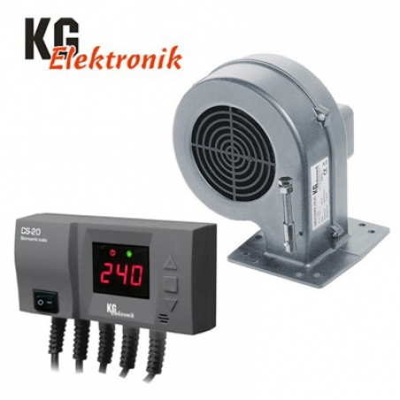 Комплект автоматики Kg Elektronik CS-20+DP-02